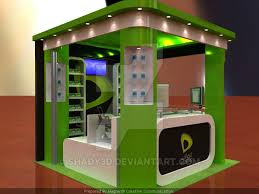 mobile photo booth mobile booth for itsalat by shady3d on deviantart