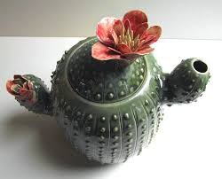 Handmade Tea Cups - adorable handmade tea cups and teapots home living