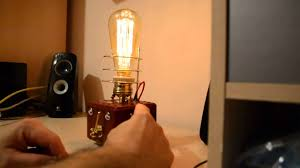 do you need special light bulbs for dimmer switches steunk l with dimmer and edison l youtube