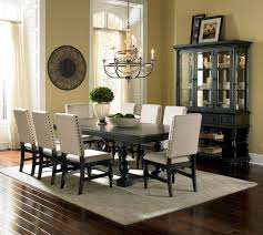 Padded Dining Room Chairs Chair Upholstered Dining Room Chairs Casters Upholstered Dining