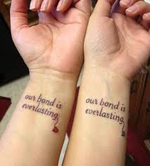 are matching tattoos a good idea tattoo com