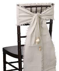 Burlap Chair Sash Burlap Chair Sashes Burlapfabric Com Burlap For Wedding And