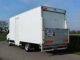 mitsubishi fuso box truck mitsubishi fuso canter 7c15 4 x 2 box van