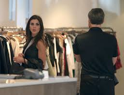 heather dubrow drags her husband on her shopping trip 1 of 18 zimbio