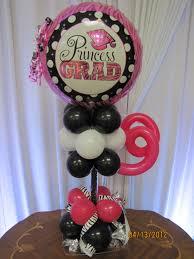 balloon arrangements for graduation balloon centerpieces candy dish graduation balloon centerpiece