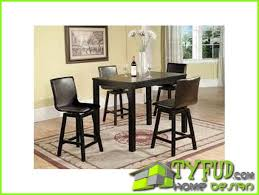 Kitchen Table Swivel Chairs by Best 25 Tall Kitchen Table Ideas On Pinterest Tall Table Small