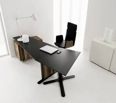 modern home office desk and chairs home and interior