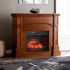 Oak Corner Fireplace by Real Flame Churchill 51 In Corner Media Console Electric