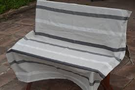 Diy Outdoor Furniture Covers - home of homemade treasures easy peasy outdoor furniture covers