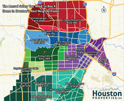 houston map buy the salary you need to buy a home in houston s best neighborhoods