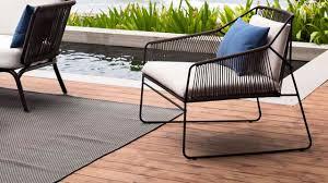 canap ext rieur design table de jardin design table exterieur design maisondours