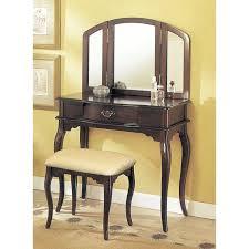Dresser Vanity Bedroom Bedroom Furniture Sets Wood Makeup Vanity Vintage Vanity Set