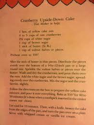 cranberry thanksgiving cranberryport wende devlin harry devlin