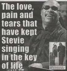Is Stevie Wonder Blind And Deaf Stevie Wonder Living Legend Of Music Is Back After A Decade