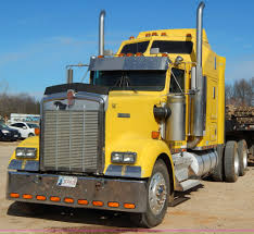 wooden kenworth truck 1994 kenworth w900b semi truck item b4825 sold october