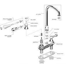 delta kitchen faucet repair delta bathroom sink faucet repair diagram further delta kitchen