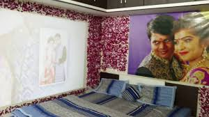 First Nite Room Decorations First Night Room Decoration Satish Atara Date 20 01 2017 Youtube