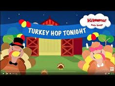 turkey is a silly bird is a simple and thanksgiving song for