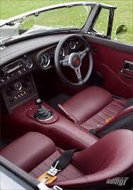 Explore Mgb Interiors Custom Interiors And More Car Interior - Interior car design ideas