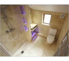 Bathroom Wet Room Ideas Colors Wet Floors Make Smaller Rooms Feel Much Larger This Shower Room