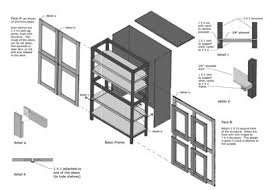 indus project design book cabinet axon jpg