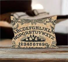 Ouija Coffee Table by Ouija Board Home Decor In My Sacred Space