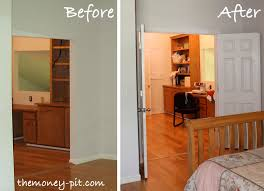 adding a bedroom adding double doors to the master bedroom the kim six fix