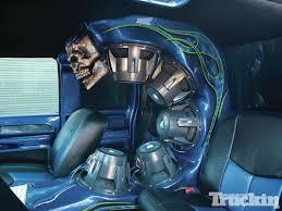 jeep custom console fatal attraction 2006 chevrolet silverado truckin magazine