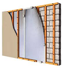 how to insulate walls insulating walls with ecofoil insulation