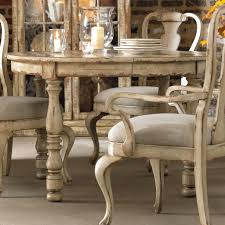 Dining Table And Two Chairs Dining Table Distressed Round Country Kitchen Table Distressed