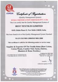 Home Furnishing Industry In India 2013 Welcome To Best Textiles Limited
