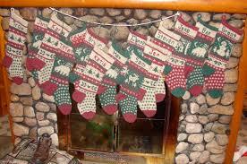 christmas stockings sale norwegian christmas stockings black s cliff resort s birch bark blog