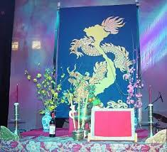 Vietnamese New Year Decoration by Tet In Canada Photographs