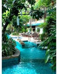 Pool In The Backyard pools with waterfalls design ideas backyard pool in ground pools