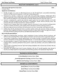Sle Resume For Service Desk Help Desk Resumes Templates Franklinfire Co