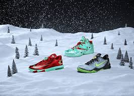 kd christmas nike gets festive with christmas editions of the lebron xi kd
