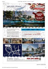 Inspired Homes Imperial Grande Resort Inspired Homes In Melaka