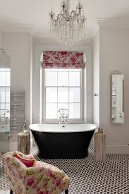 dark indulgence 18 black bathtubs for a stylish dashing bathroom floor tiles in black and white floral patterned blind and cool bathtub for the bathroom