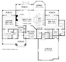 Dual Master Suite Home Plans 99 Best Floorplans Images On Pinterest Small House Plans House