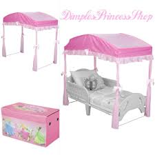 Disney Princess Toddler Bed With Canopy Pink Toddler Bed Canopy Bedroom Furniture Disney Princess