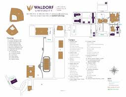 Student Map Login Waldorf University Campus Map