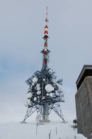 radio tower radio tower on the niederhorn switzerland photorator