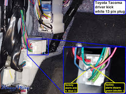 2016 sr access cab wiring diagram for keyless entry tacoma world