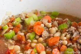 pasta e fagioli soup olive garden copycat mama plus one