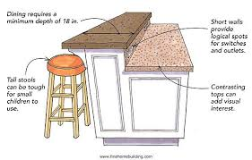 two level kitchen island two tier kitchen island for two level kitchen 11016