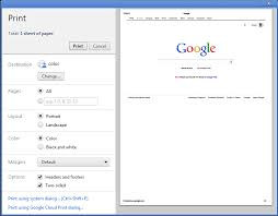 printable area old os printing how to change the google chrome default print margins