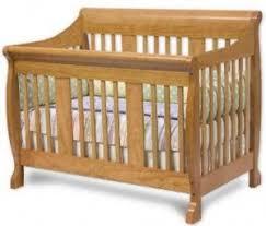 Convertible Sleigh Crib Sleigh Style Crib Woodworking Plans Design Cncr1