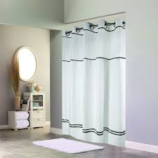 hotel shower curtain rods liners and accessories