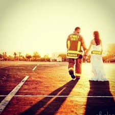 firefighter wedding maybe someday this will happen 3 fireman wedding wedding