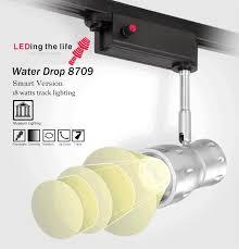 Dimmable Led Track Lighting Fitech Ledingthelife 8709 18watt Sharp Cob Led Track Spot Light